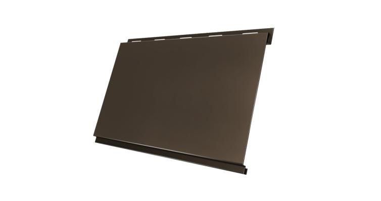 Вертикаль 0,2 classic 0,45 PE с пленкой RR 32 темно-коричневый