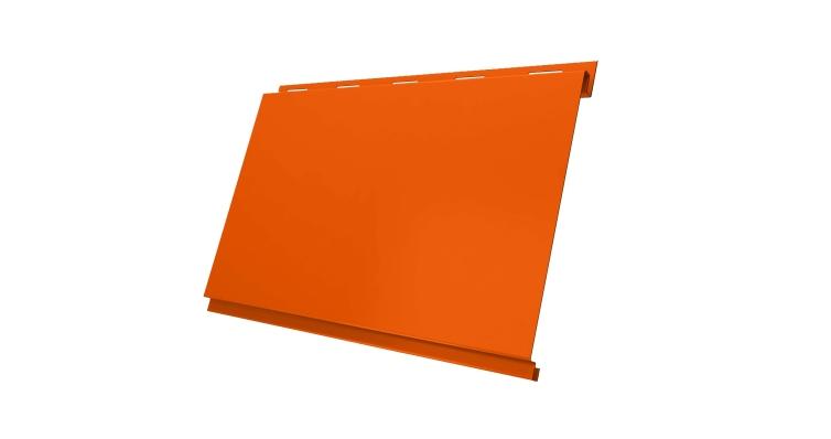 Вертикаль 0,2 classic 0,45 PE с пленкой RAL 2004 оранжевый