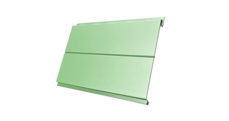 Вертикаль 0,2 line 0,45 PE с пленкой RAL 6019 бело-зеленый