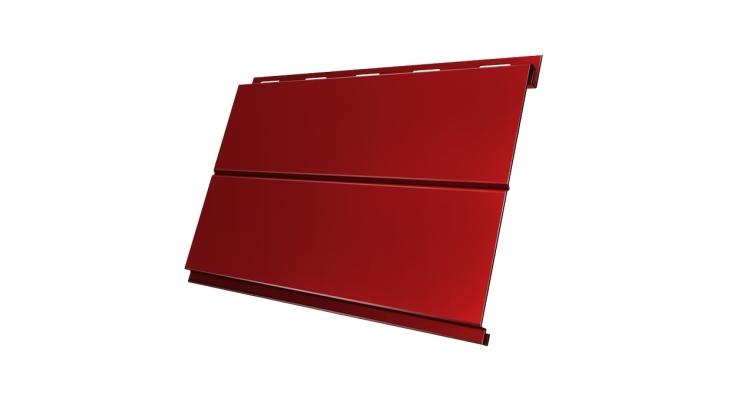 Вертикаль 0,2 line 0,45 PE с пленкой RAL 3003 рубиново-красный