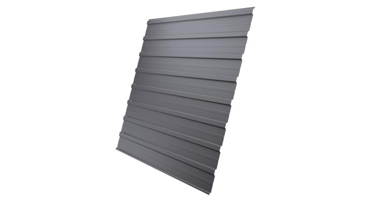 Профнастил С10A 0,5 Satin RAL 7004 сигнальный серый