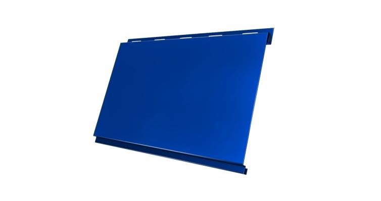 Вертикаль 0,2 classic 0,45 PE с пленкой RAL 5005 сигнальный синий