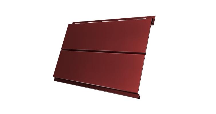 Вертикаль 0,2 line 0,45 PE с пленкой RAL 3009 оксидно-красный