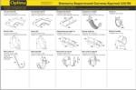 Элементы водосточной системы Optima 125x90